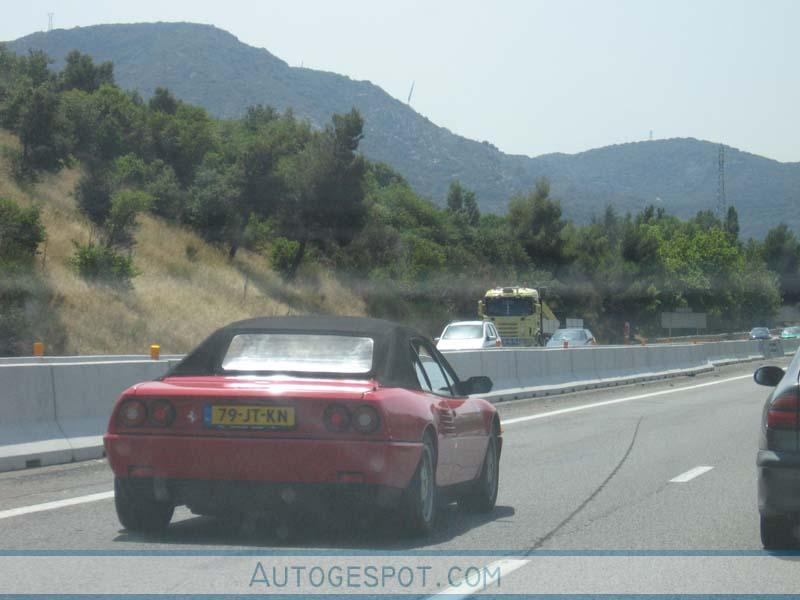 ferrari mondial t cabriolet 30 juillet 2006 autogespot. Black Bedroom Furniture Sets. Home Design Ideas