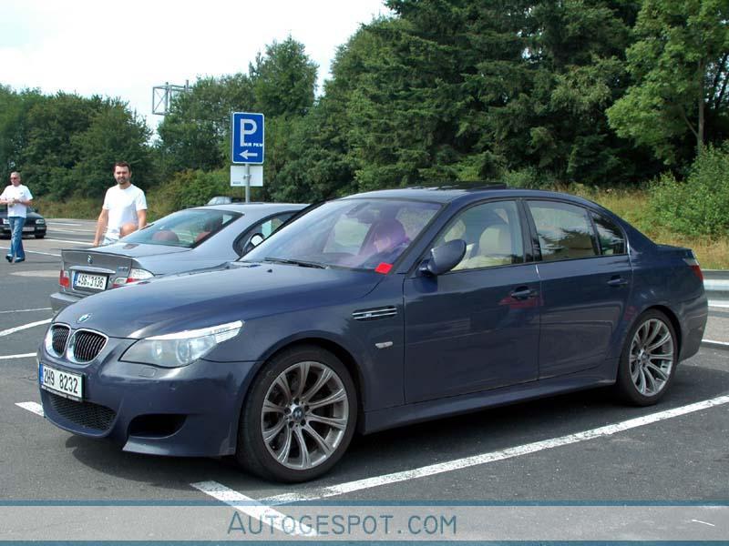 BMW M5 E60 2005 - 7 August 2006 - Autogespot
