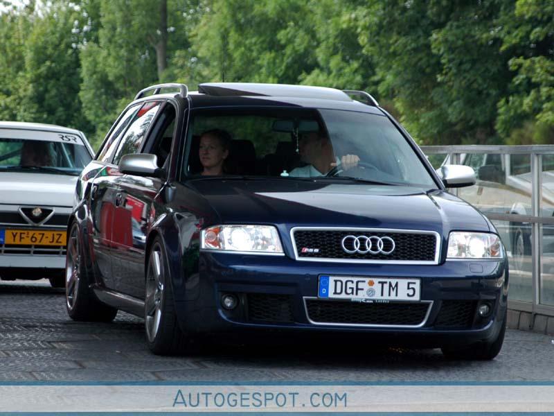 Audi Rs6 Avant C5 7 August 2006 Autogespot