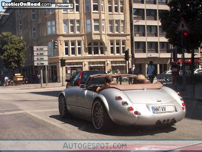 Wiesmann Roadster Mf3 1 September 2006 Autogespot