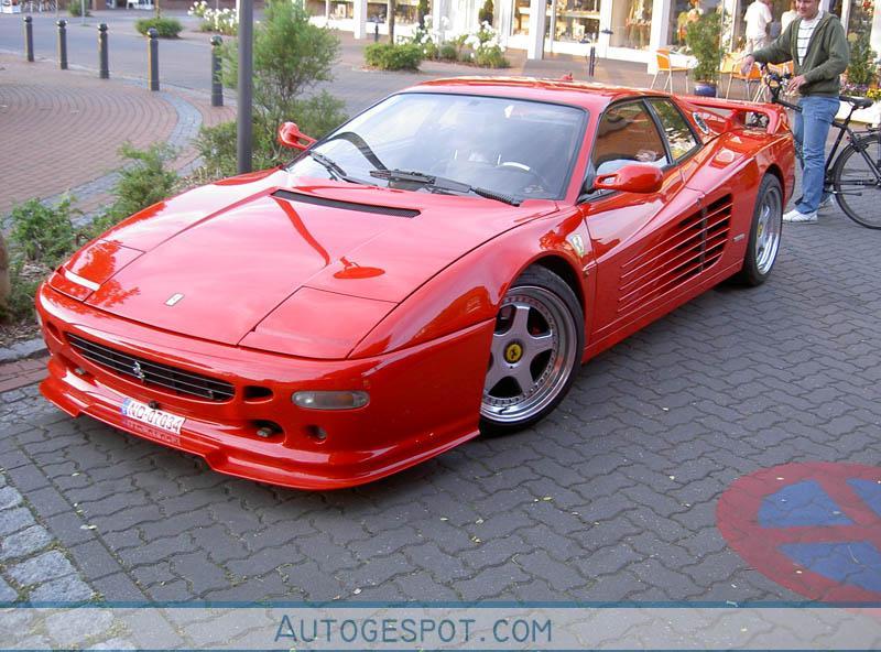 Ferrari Testarossa Hamann 4 September 2006 Autogespot