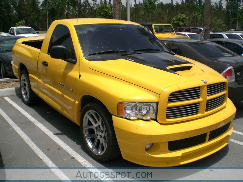 Dodge Ram Srt 10 Yellow Fever Edition 8 September 2006