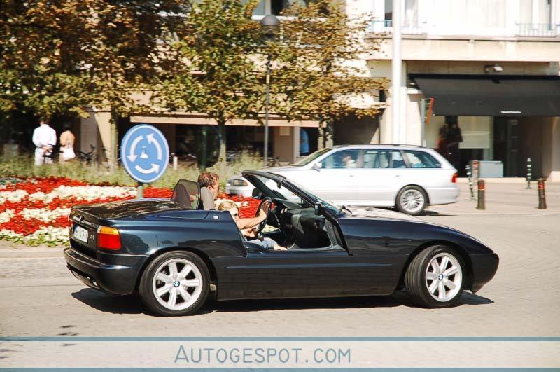bmw z1 10 september 2006 autogespot. Black Bedroom Furniture Sets. Home Design Ideas