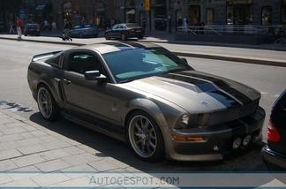 Ford Mustang Ronaele 350R