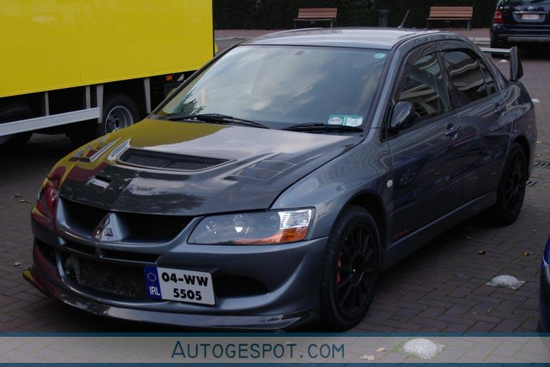 Mitsubishi Lancer Evolution Viii Mr Fq 400 28 September 2006 Autogespot