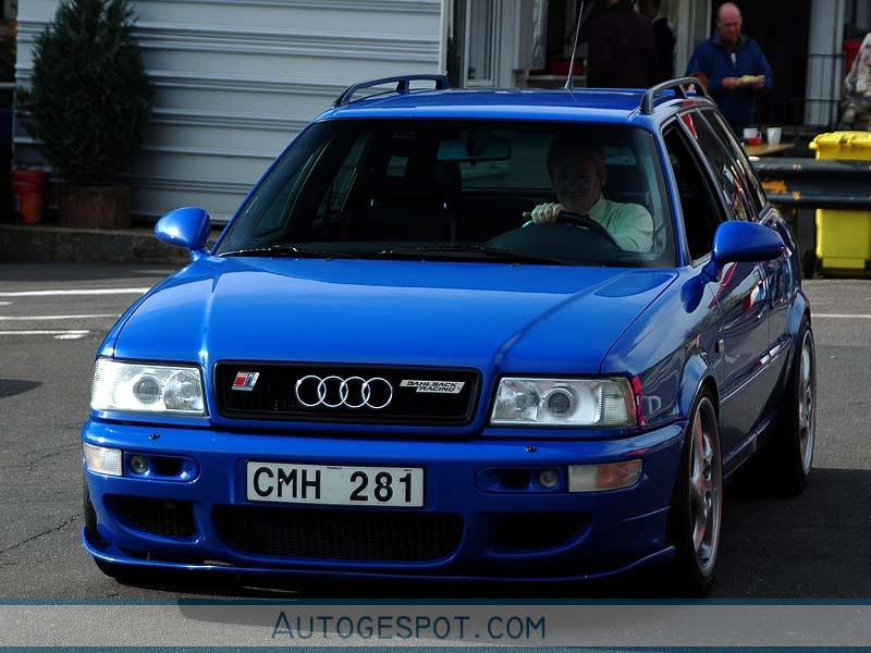 Audi Rs2 Avant 16 Oktober 2006 Autogespot