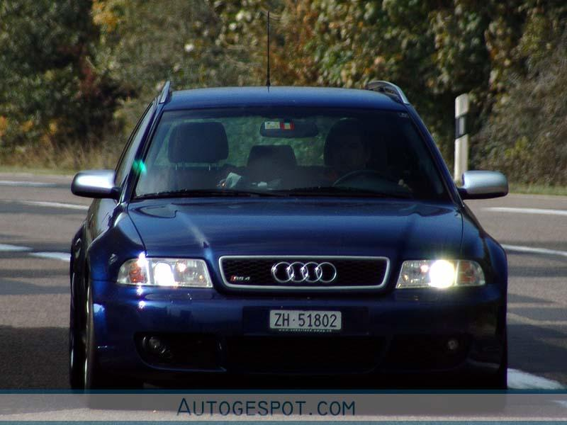 audi rs4 avant b5 16 october 2006 autogespot. Black Bedroom Furniture Sets. Home Design Ideas
