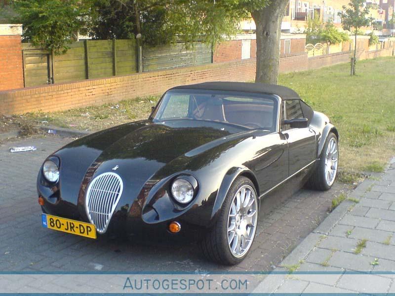 Wiesmann Roadster Mf3 11 November 2006 Autogespot