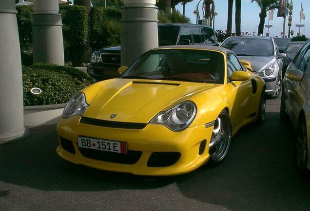 Gemballa GTR 600 Cabriolet