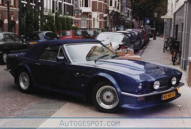 Aston Martin V8 Vantage Volante 1986-1989