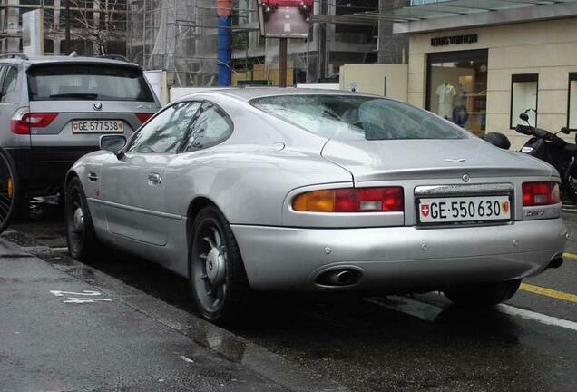 Aston Martin DB7 Alfred Dunhill Edition