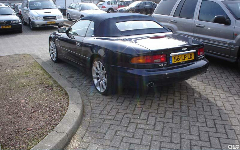 Aston Martin DB7 Vantage Volante