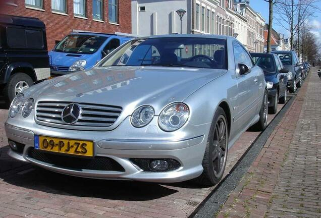 Mercedes-Benz CL 65 AMG C215