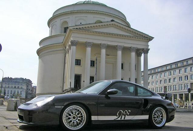 Porsche 9ff GT2 V-400