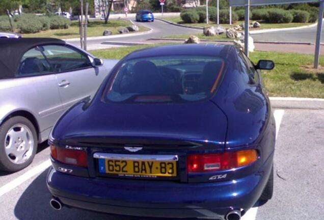 Aston Martin DB7 GTA