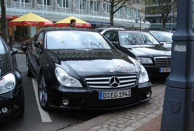 Mercedes-Benz CLS 55 AMG
