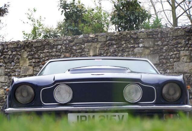 Aston Martin V8 OI / Series 4