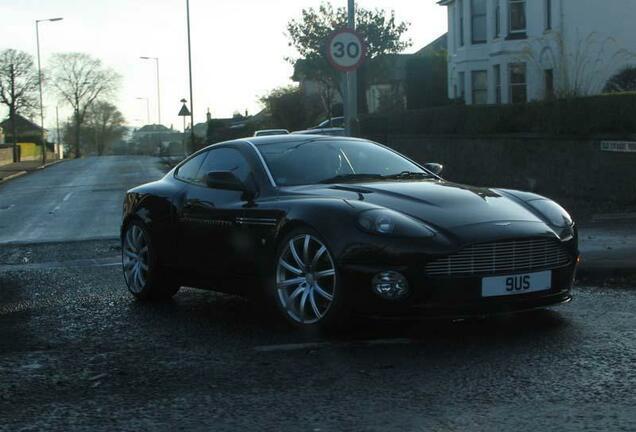 Aston Martin Vanquish Project Kahn