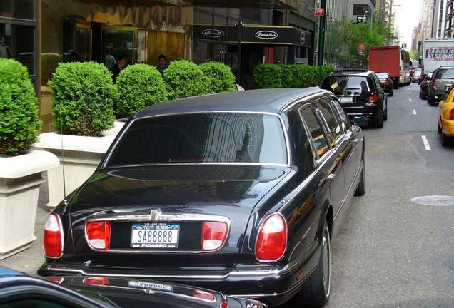 Rolls-Royce Silver Seraph Limousine