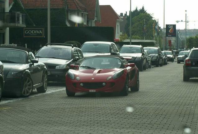 Lotus Elise S2 111S
