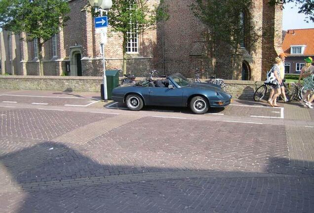 Puma GTS Convertible