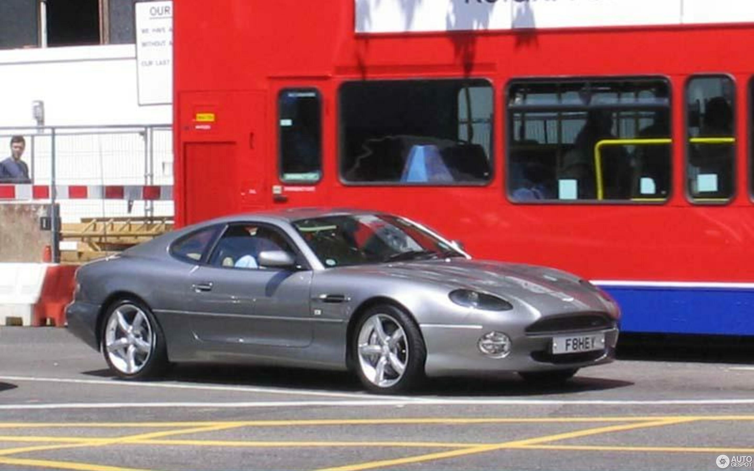 Aston Martin Db7 Gta 28 June 2006 Autogespot