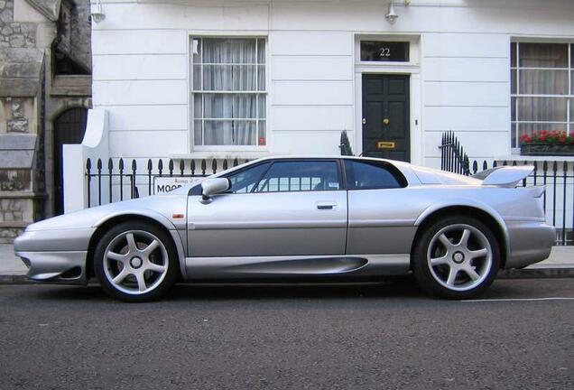 Lotus Esprit 02 V8