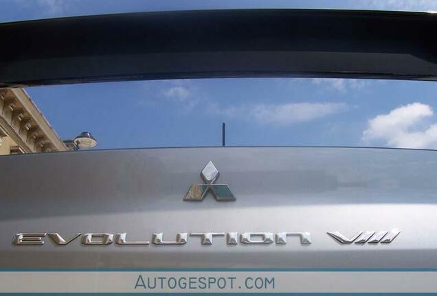 Mitsubishi Lancer Evolution VIII FQ-300