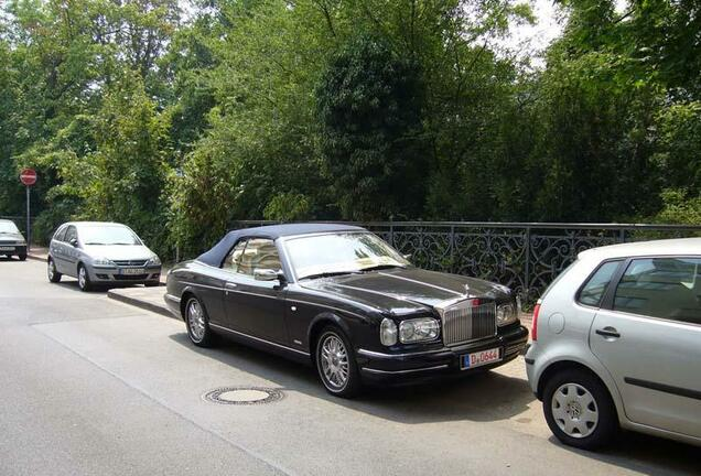 Rolls-Royce Corniche Last of Line