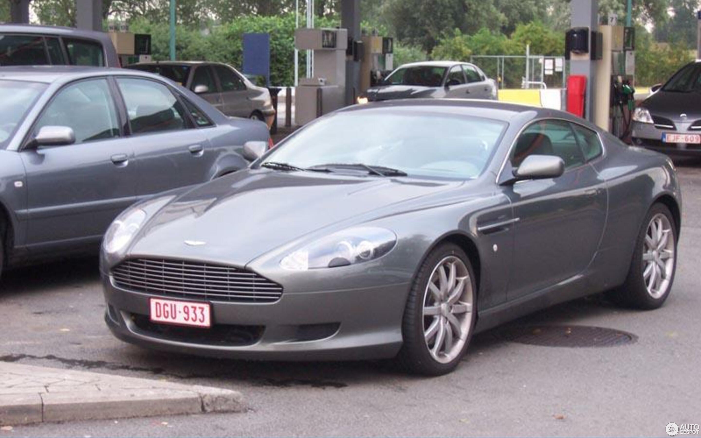 Aston Martin DB14 - 14 August 14 - Autogespot | aston martin db9 2006