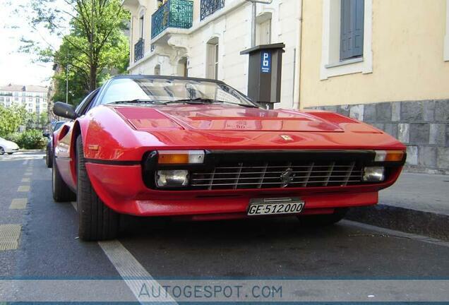 Ferrari 308 GTS Quattrovalvole