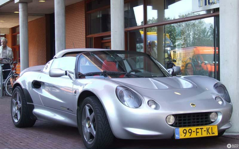 Lotus Elise S1 111S