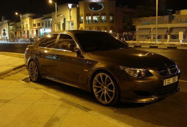 BMW M5 E60 2005 Hartge