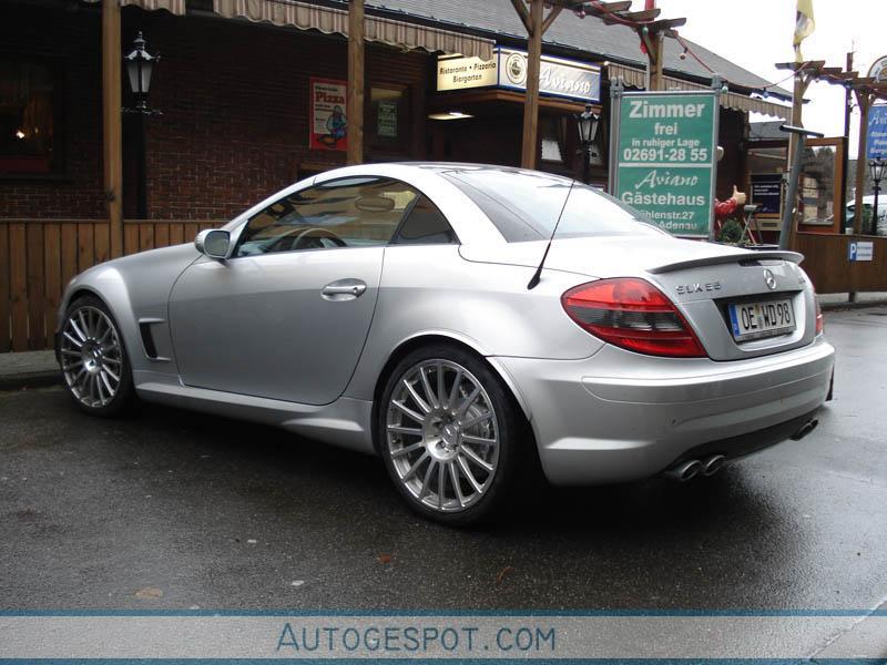 Mercedes benz slk 55 amg r171 black series 19 november for Mercedes benz slk series