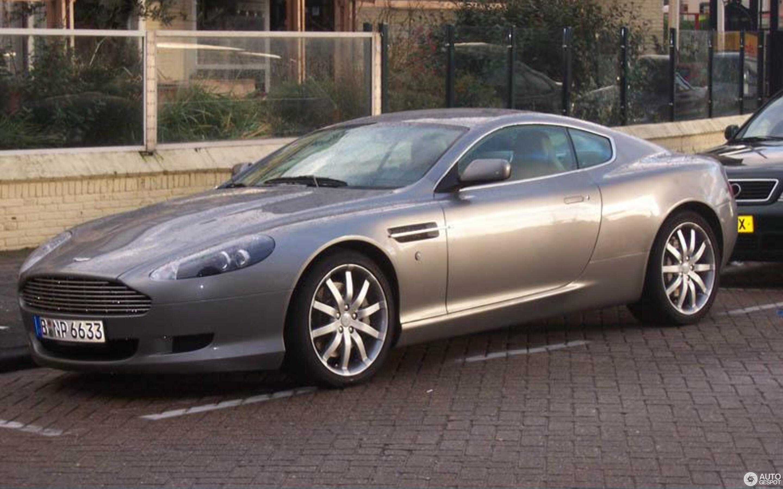 Aston Martin DB14 - 114 November 14 - Autogespot | aston martin db9 2006