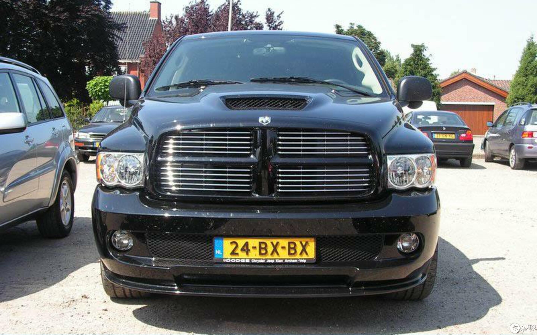 Ultimate Dodge Dodge Ram Srt Hood