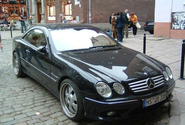 Mercedes-Benz CL 55 AMG C215 Kompressor